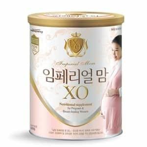 Sữa bầu XO của tập đoàn Namyang Hàn Quốc