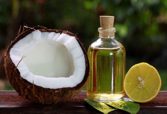 tinh dầu dừa dưỡng ẩm