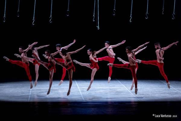 nhảy múa đòi hỏi phải có trí thông minh vận động cao
