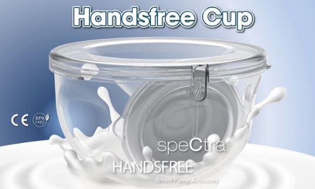 Spectra Handsfree Cup tiện lợi cho mẹ bỉm sữa