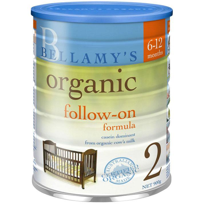 sua bellamys organic so 2 lon 900g nhap khau uc 1