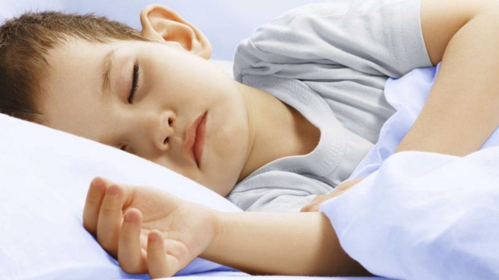 Bé ngủ ngon