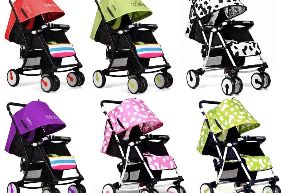 Các loại xe đẩy cho bé