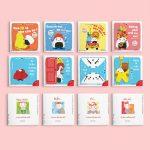 Top 9 bộ sách hay phát triển toàn diện cho trẻ từ 0 – 10 tuổi