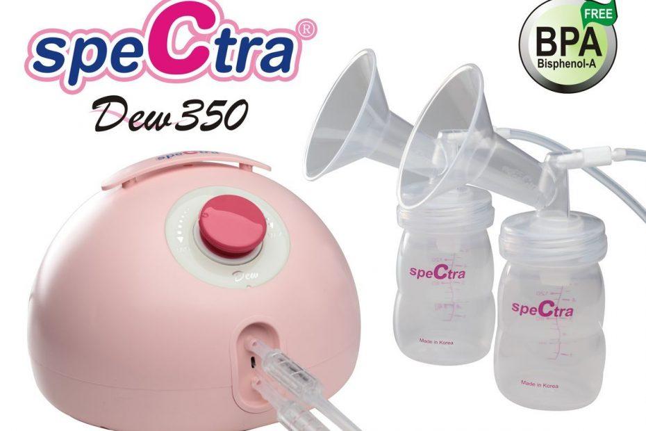Máy hút sữa Spectra Dew 350 chất lượng, giá rẻ