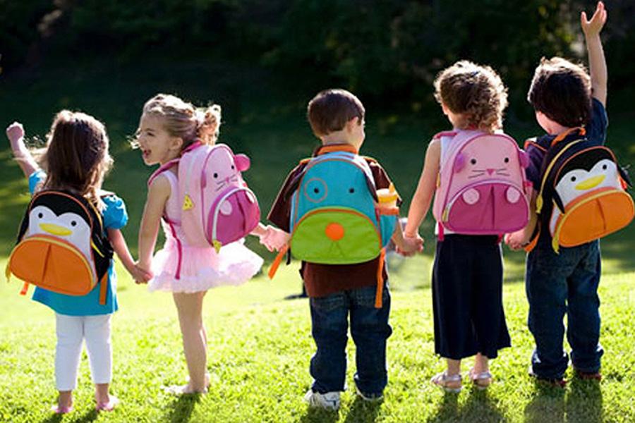 cách giúp các con thích đi học