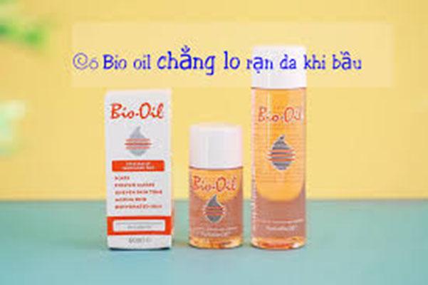 tinh dầu Bio Oil được rất nhiều người tin dùng