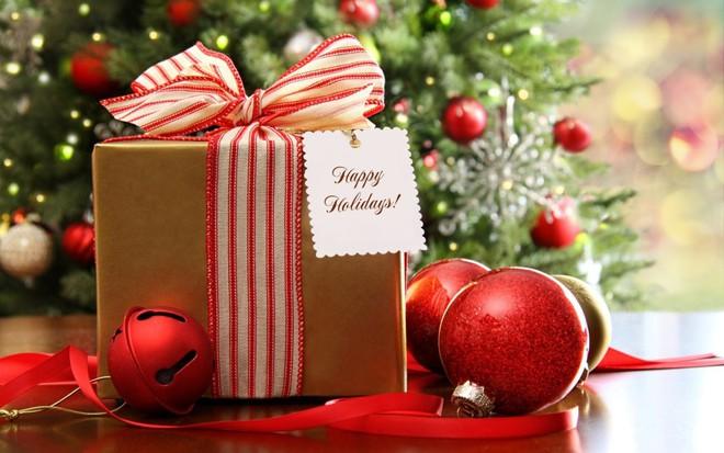 quà tặng dịp Noel