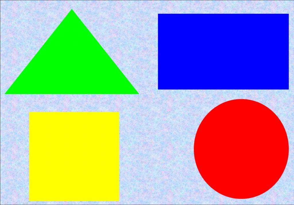 trò chơi hình học