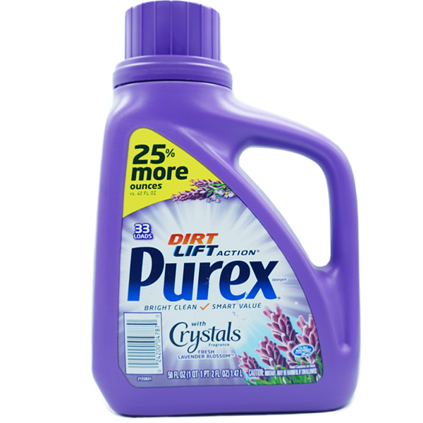 Nước giặt xả Purex