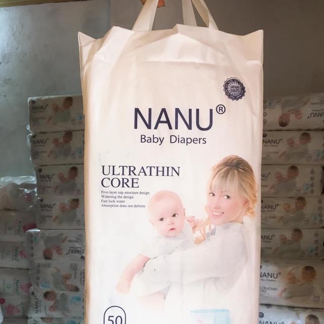 Bỉm Nanu baby có tốt không