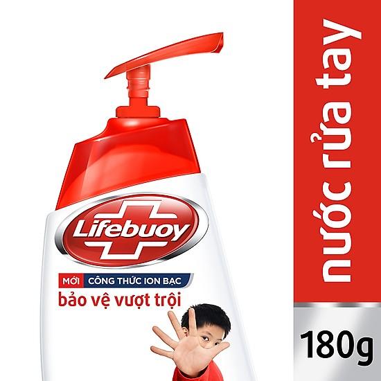 Nước rửa tay Lifebuoy