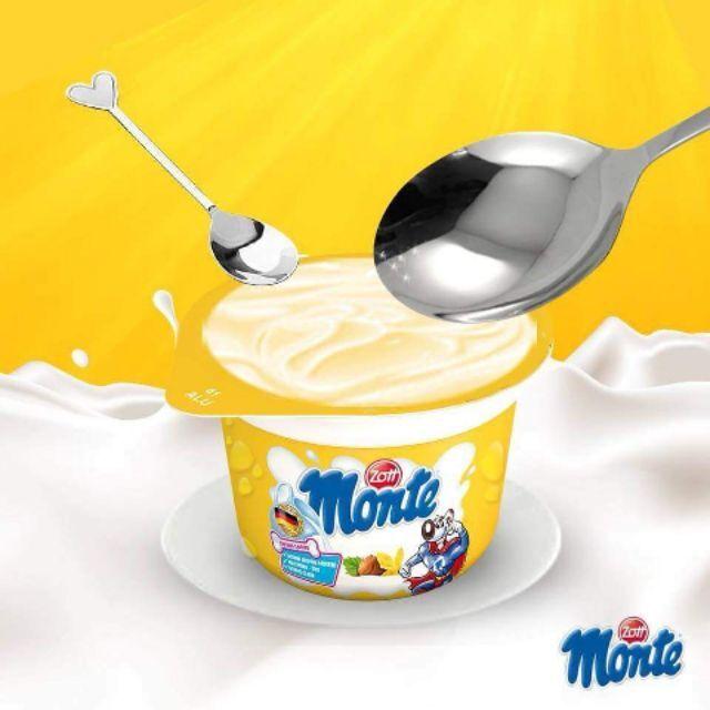 Váng Sữa Monte rất tốt