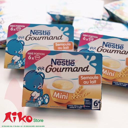 Váng sữa Nestle lúa mạch