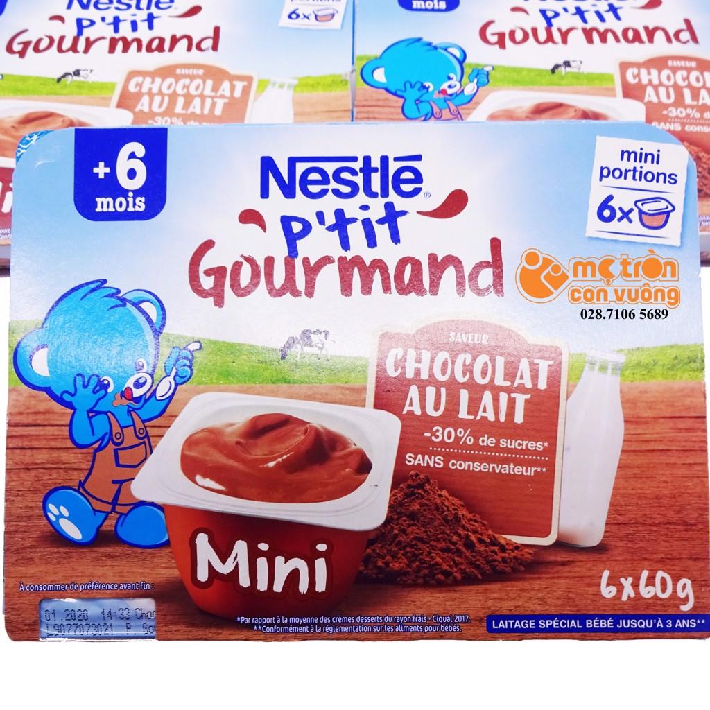 Váng sữa Nestle socola