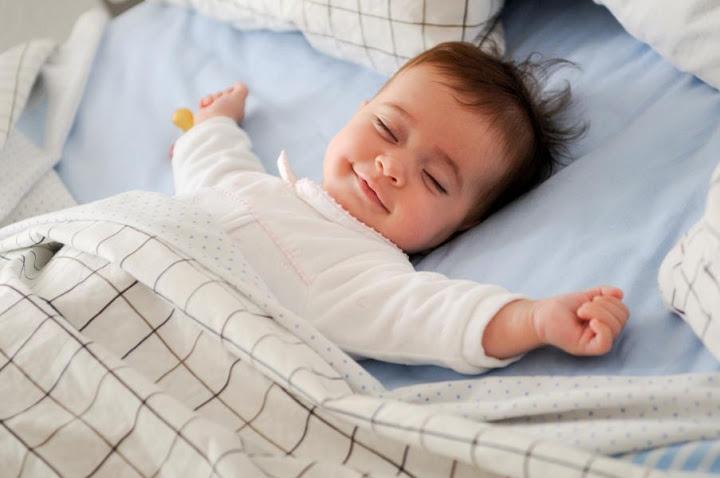 Tập cho con ngủ riêng khi mới 3 tuổi