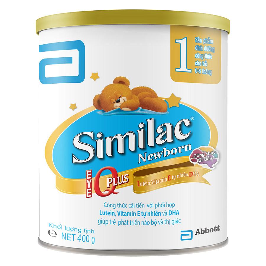 Sữa Similac dành cho bé từ 0 đến 12 tháng tuổi