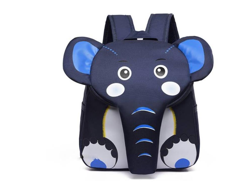 Balo mẫu giáo hình voi cho bé trai