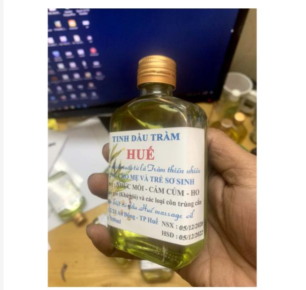 Cách chọn tinh dầu tràm tốt